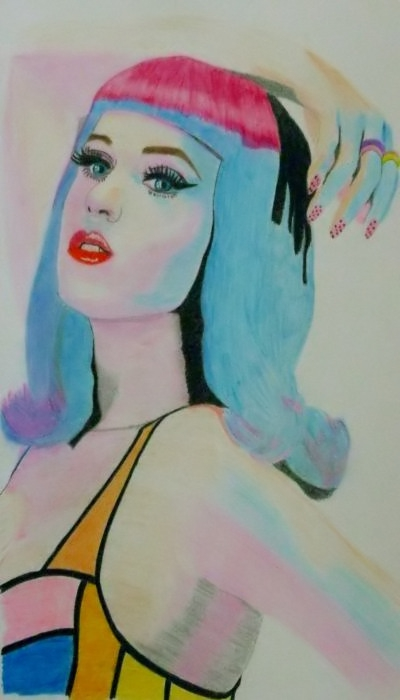 Katy Perry by Inervisions